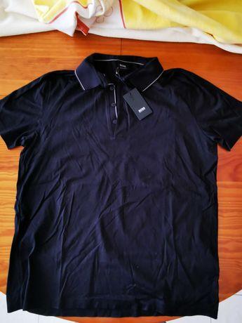 Polo original Hugo Boss Jersey fino