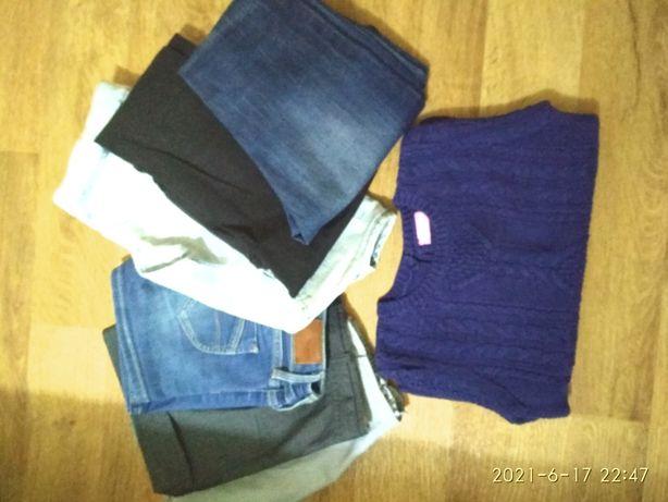 Юбка,шорты, джинсы,свитер