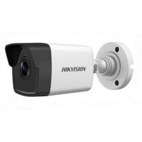 IP-камера Hikvision циліндрична, 2MP, ІЧ 30м, 12V / PoE, IP67