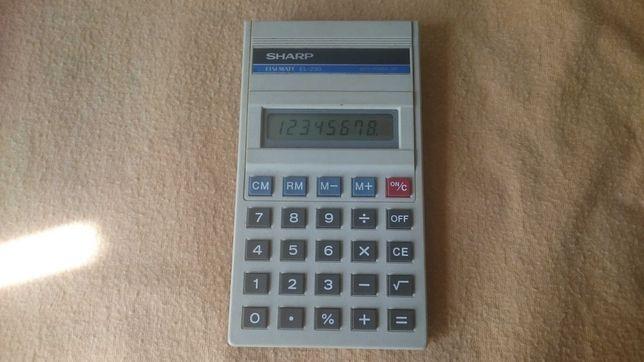 Calculadora Vintage Sharp EL-230