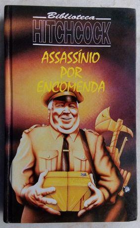 Livro da Biblioteca Hitchcock - Assassínio por encomenda