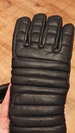 Rękawice skorzane xl