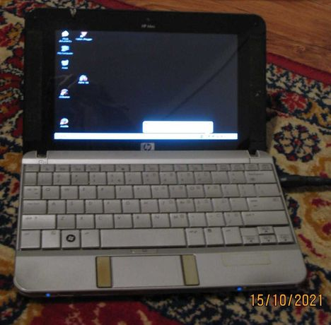netbook hp mini 2133