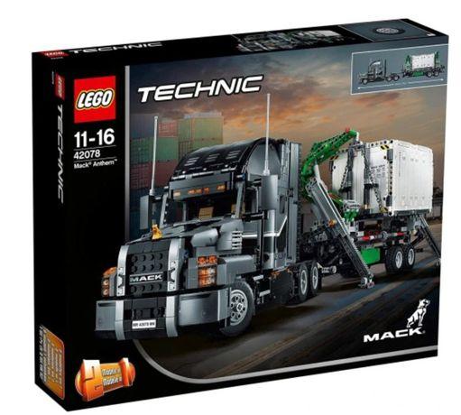 Klocki LEGO 42078 Mack Anthem NOWE