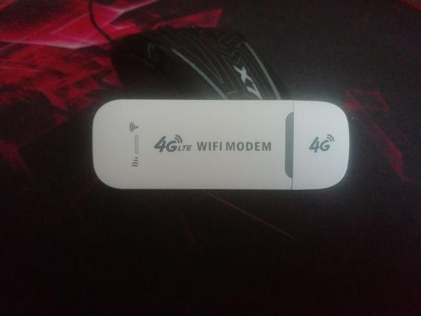 4G модем под sim-карту с wi-fi роутером lte