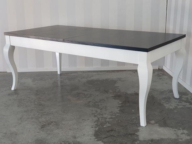 Stół do jadalni do salonu nowoczesny prowansalski