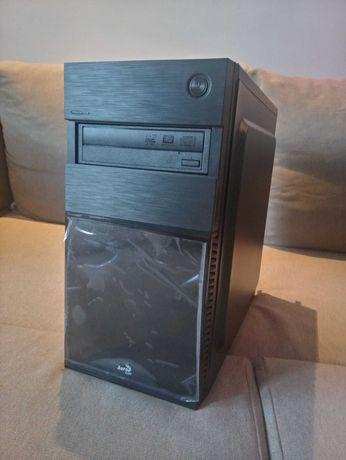 Komputer i3 6100 8gb Ram Karta gr. intel 240 ssd+ 500 hdd DVD Win10