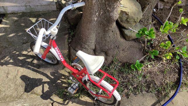 Bicicleta de criança clássica Vilar