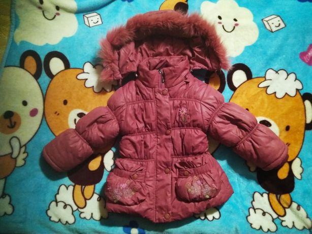 Зимняя курточка, куртка
