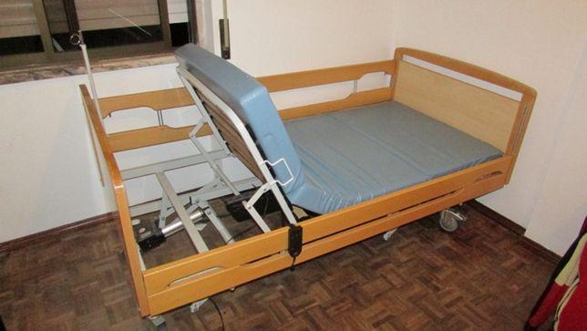 cama articulada eletrica de elevação JMS