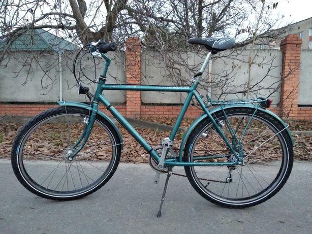 """Велосипед дорожный KEТТLER ALU RAD из Германии.Колесо 26"""" на Deore"""
