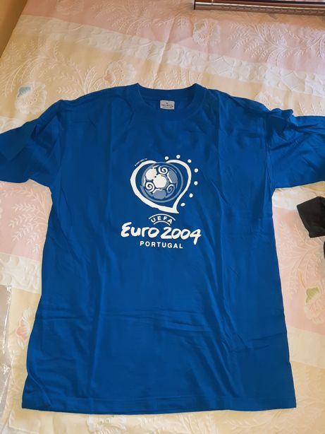 Polos, sweat e t-shirt euro2004