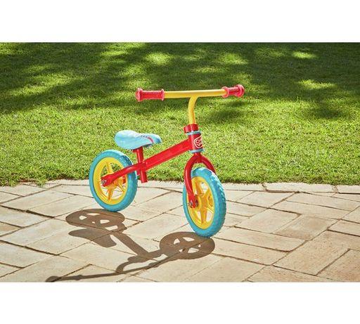 Rowerek biegowy do balansowania