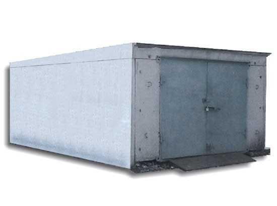 Продам Ж/Б гараж бетонный