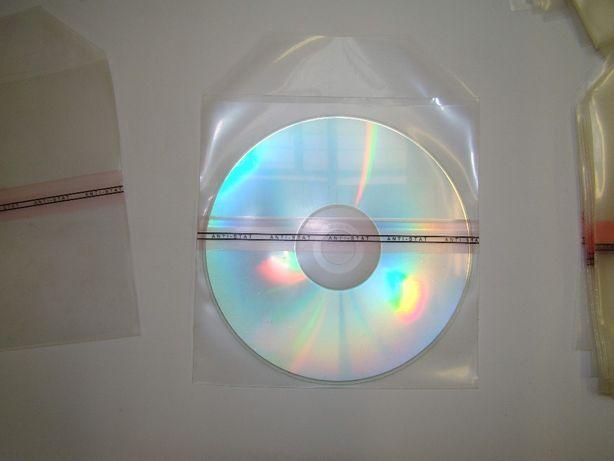 koperty foliowe do płyt CD antystatyczne