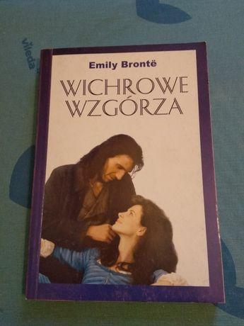 E. Brontë Wichrowe wzgórza