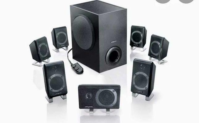 Creative MF 7020 głośniki komputerowe, kino domowe 7.1