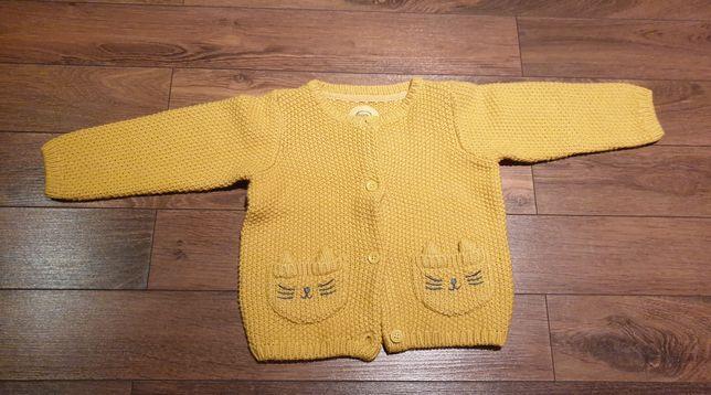 Sweterek CoolClub rozmiar 80