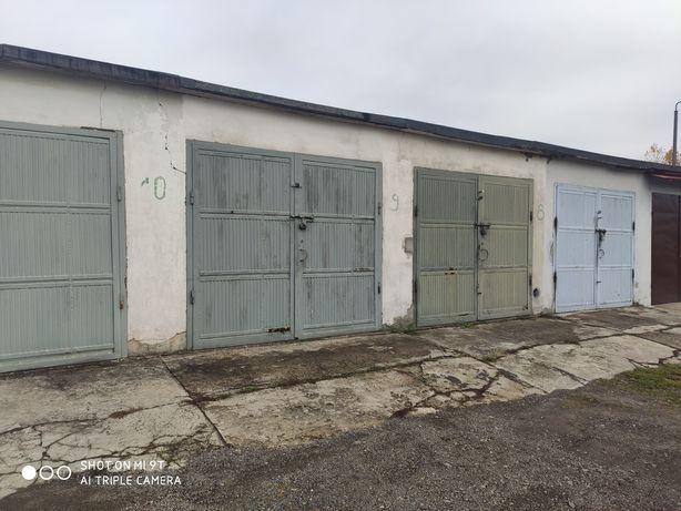 Sprzedam garaż murowany 19.80m2
