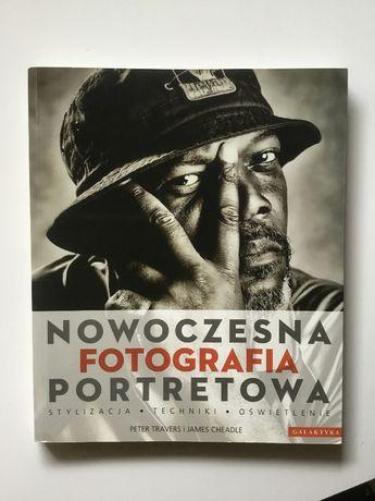 Nowoczesna fotografia portretowa - James Cheadle, Peter Travers