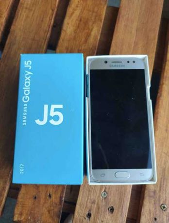 Samsung Galaxy J5 2017 como novo