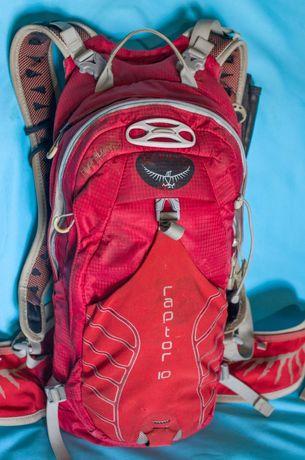 Osprey Raptor 10l red