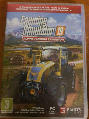 Dodatek do Farming Simulator 19
