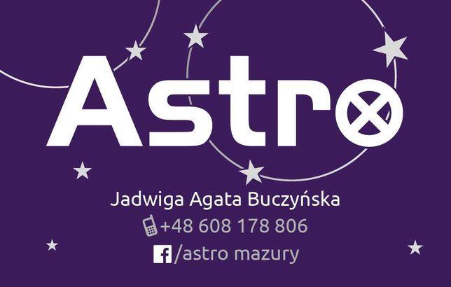 Bon podarunkowy na sesję w studio ASTRO - astrologia profesjonalna