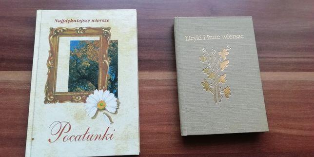 Liryki i inne wiersze oraz Najpiękniejsze wiersze
