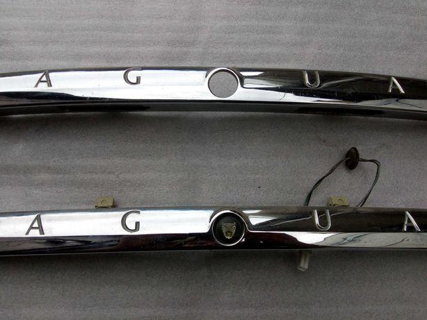 Jaguar X-type blendy klapy tylniej sedan chrom