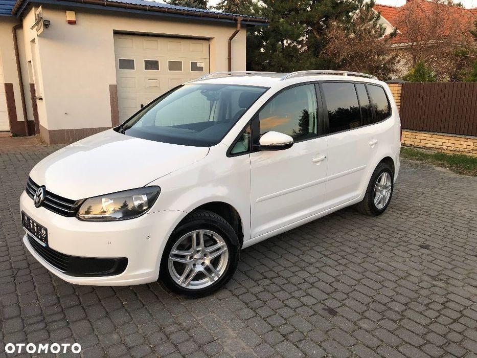 Volkswagen Touran 2.0 Tdi 140 Km Lakier Przebieg Oryginał Ленина - изображение 1