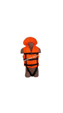 Детский спасательный жилет Люкс для плавания