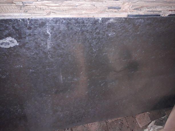 Blacha plaska w ocynku 0,5mm. 25 arkuszy (dawne zapasy)