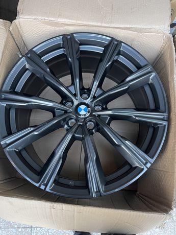 Диски ORIGINAL BMW X5 G05 X6 G06 M-paket R20 5x112 NEW