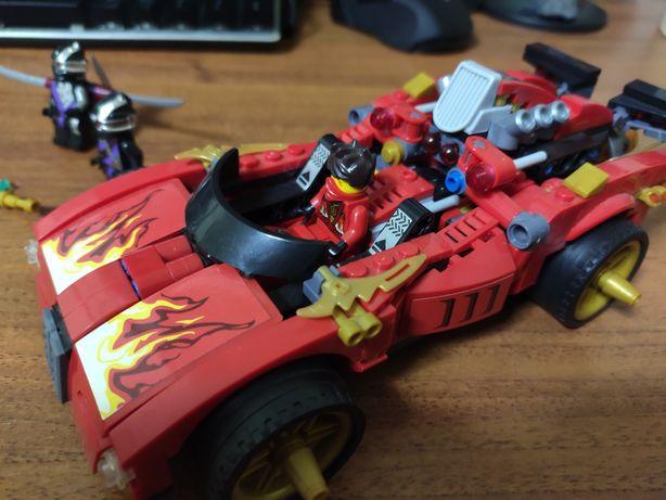 Лего Ниндзяго машина Кая 70727