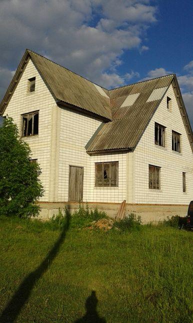 ТЕРМІНОВО! Будинок 10 км від Вінниці дом незакінчений