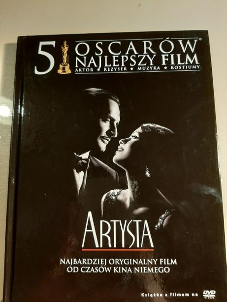 Film DVD Artysta
