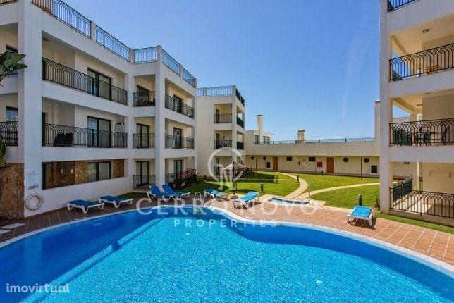 Apartamento T1 com piscina perto da baixa de Albufeira