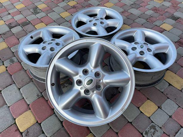 Тітанові діски RonaL 5*120 R18 Land Rover Discovery 4-VW-BMW
