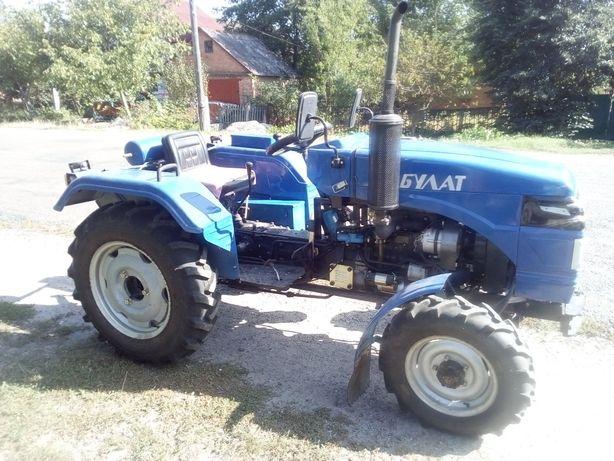 Міні трактор Булат 254