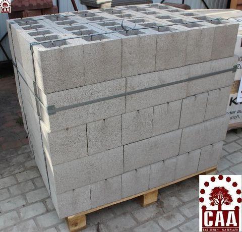 Щебнеблок, шлакоблок, блок бетонный