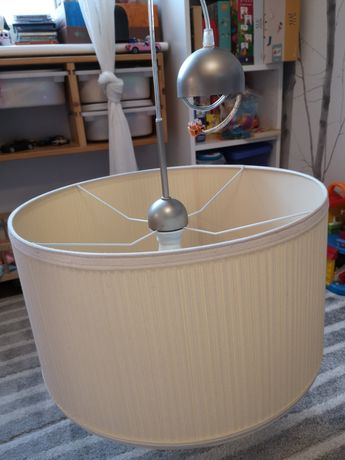 Lampa sufitowa okrągła