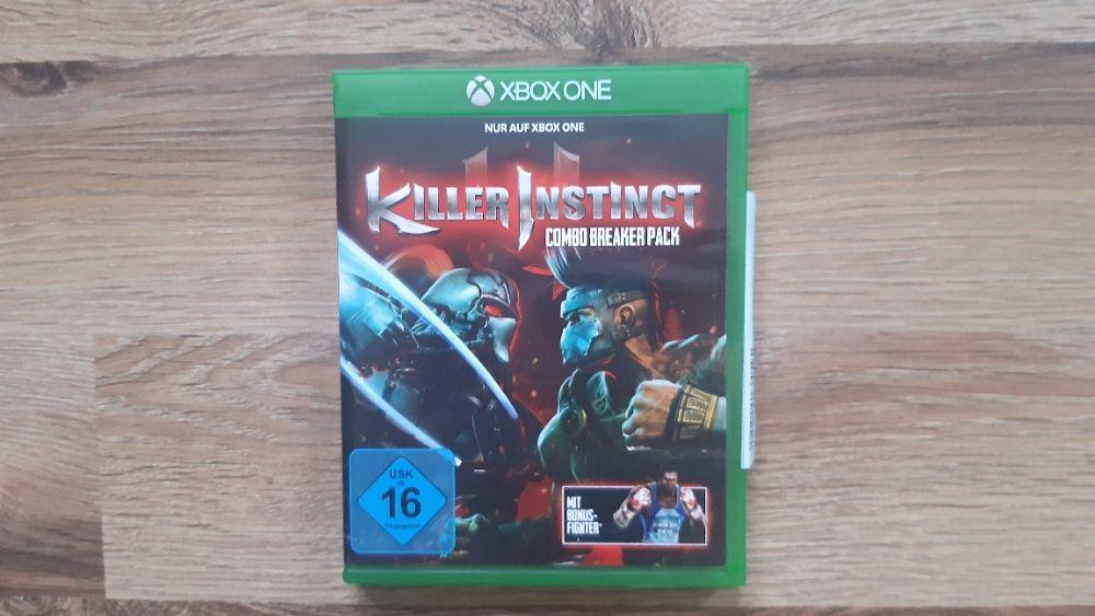 Killer Instinct Pakiet Combo Breaker Xbox One Augustów - image 1