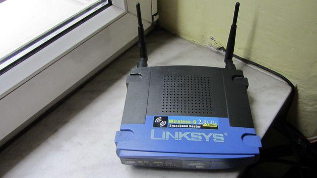 Ruter Linksys WRT 54 GL v1.1