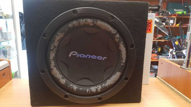 Skrzynia Basowa Pioneer + Vibe intro box bass 1 ! Lombard Dębica