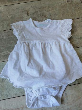 Sukienka z body Reserved