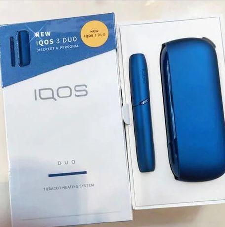 IQOS 3 DUO. Новый. Гарантия.