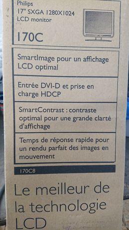"Philips monitor 17"" LCD sxga 1280x1024"
