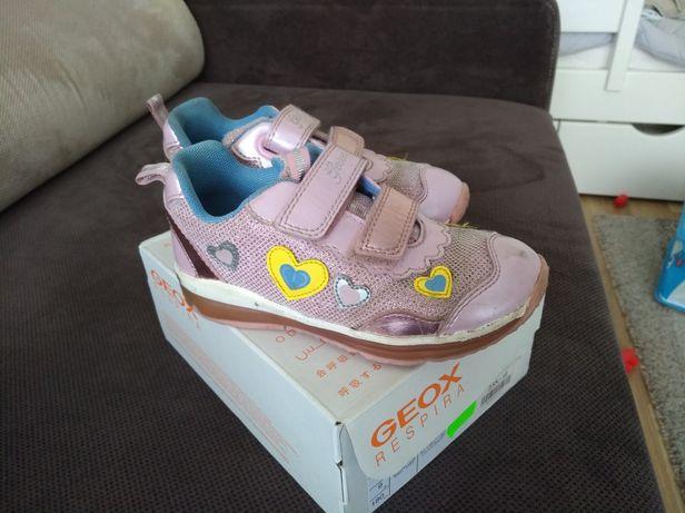 Buty świecące Geox 26