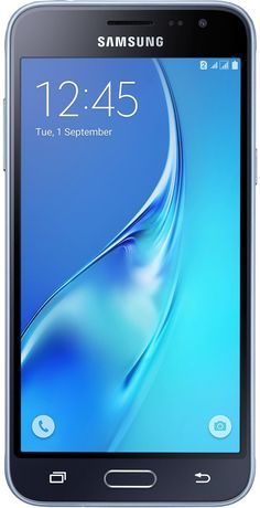 Мобильный телефон Samsung Galaxy J1 2016 SM-J120H  б/у черный